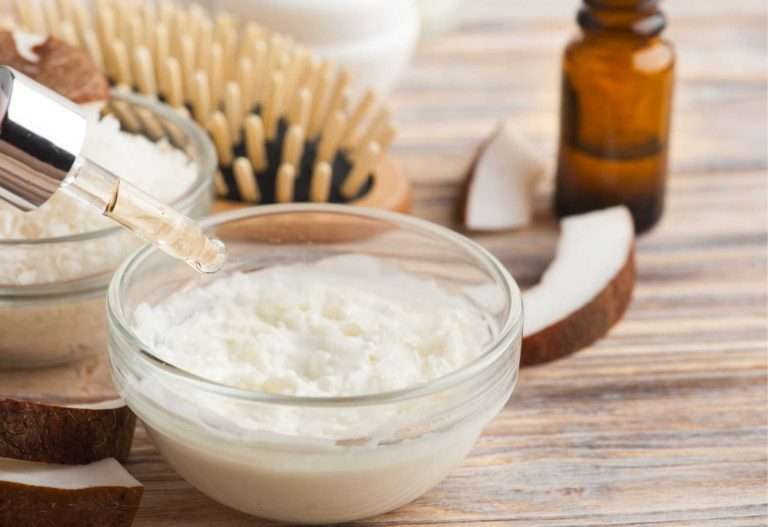 Natural Oils and Butter for Glowing Skin