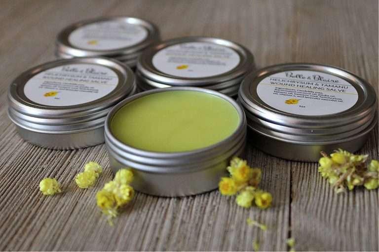 Helichrysum & Tamanu Wound Healing Salve