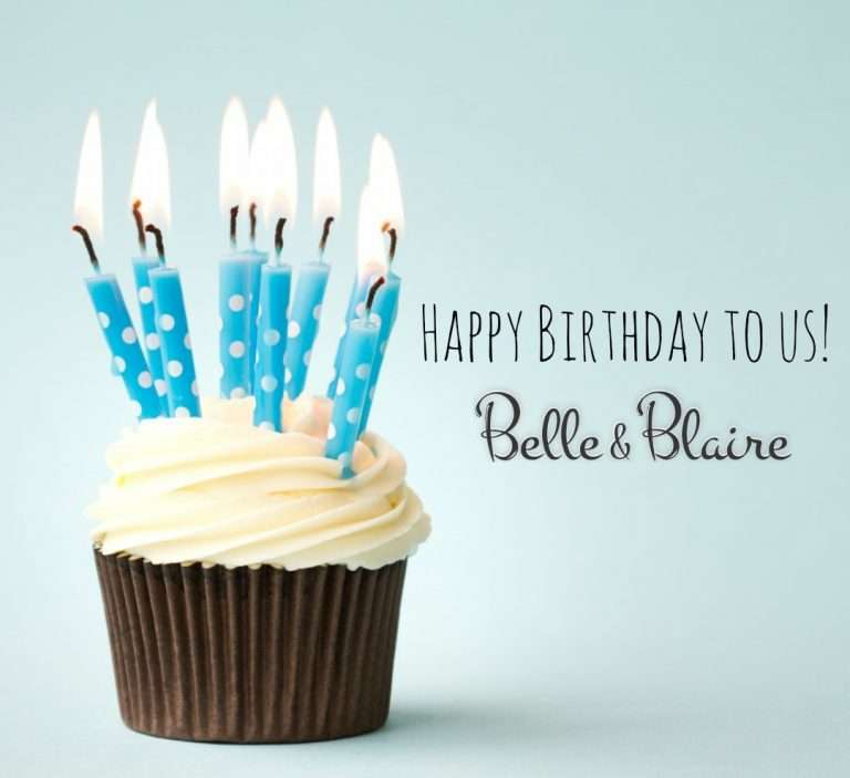 Belle & Blaire Turns 5!